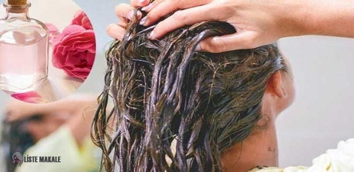 Gül Suyunun Saça Faydaları Nelerdir?