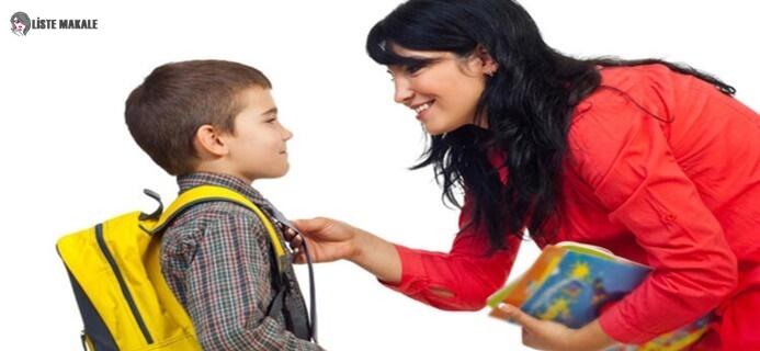 Çocuğunuzu Cesaretlendirin