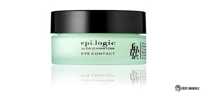 Logic Eye Contact 360 Onarıcı Gece Göz Kremi