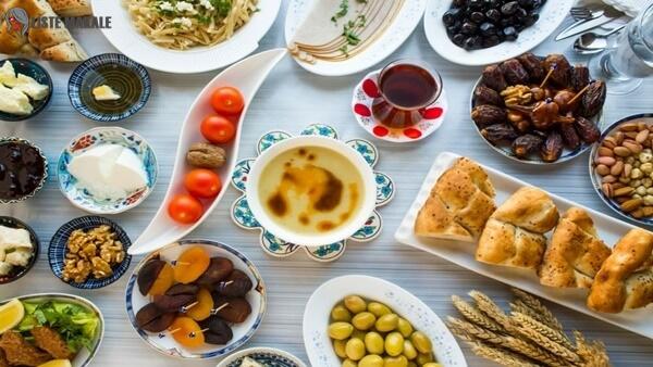 Sağlıklı Ramazan Menüsü