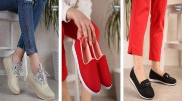 Kaliteli Bayan Ayakkabı Modelleri
