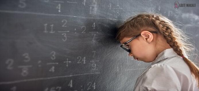 Çocukların Okuldaki Başarısızlığının Nedenleri Nelerdir?