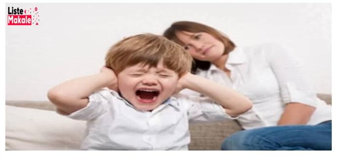 Çocuklarda 3 Yaş sendromu için Gardınızı Alın
