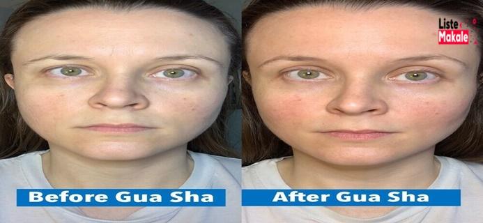 Gua Sha Taşı ile Yüz Masajı Hakkında İpuçları