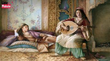 Osmanlı Saray Kadınlarının En Gizli Güzellik Sırları