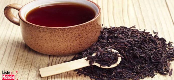 Siyah Çay Losyonu