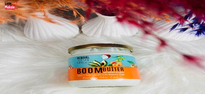 Boom Butter Cilt Bakım Yağı Özellikleri