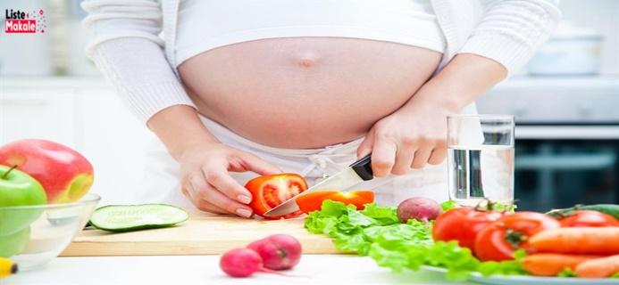 Hamilelikte Aşırı Kilolardan Kurtulmak