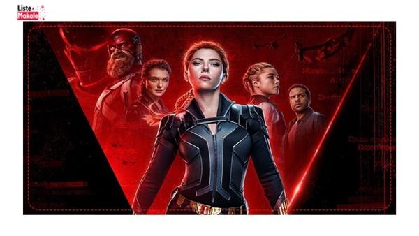 Marvel'ın Yeni Filmi Black Widow Gişede Rekor Kırdı, Konusu ve Oyuncuları