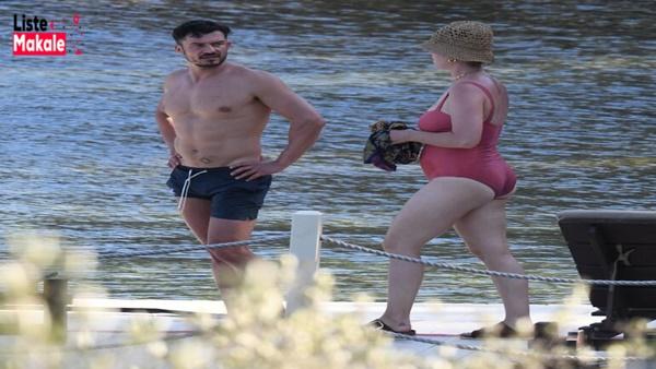 Orlando Bloom ve Katy Perry Bodrum'da Tatilde