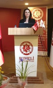 İstanbul Rumeli Üniversitesi Sağlık Hizmetleri Meslek Yüksekokulu Dr.Öğr.Üyesi Aylin TÜRKSEVER TETİKER