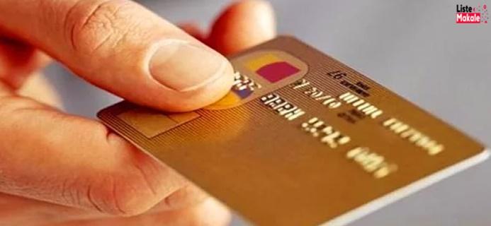 Kredi Kartı Blokesi Nasıl ve Ne Zaman Kalkar?