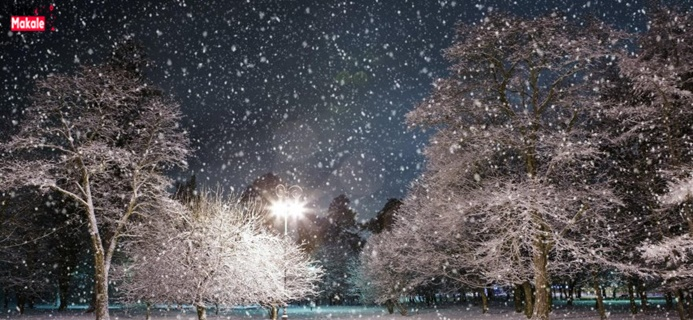 Rüyada Kar GörRüyada Kar Görmek Ne Demek?mek Ne Demek?