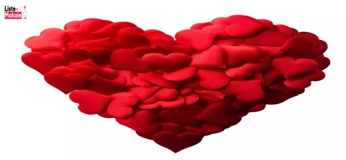 Kırmızı Kalp Anlamı