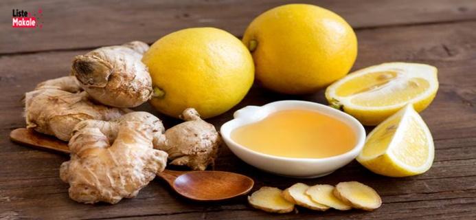 Zencefil Bal Limon Karışımı Neye İyi Gelir?